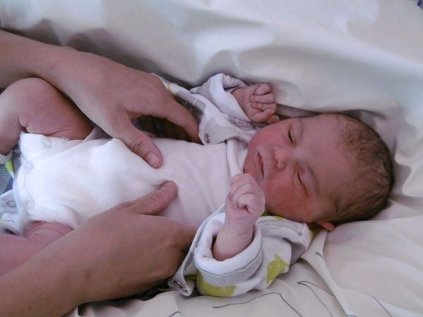 cólicos bebé Donostia San Sebastián