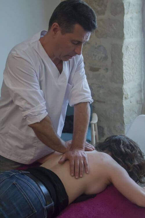 Iñigo Manzisidor Fisioterapeuta y Osteópata