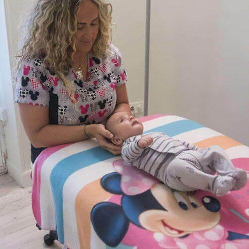 Osteopatía infantil Donostia / San Sebastián